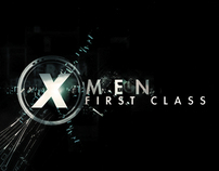 X-Men First Class // Pitch series / Comic Stroke