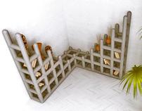 Shelving (Molecular scheme)