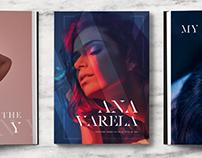 Ana Varela - Inspiring Frames of an actress in love