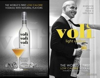 Voli + Pitbull Advertising