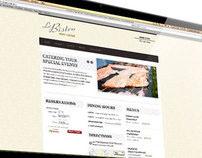 Le Bistro Chez Michel - Wordpress Skin Design