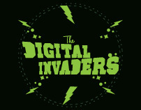 Digital invader Wallp