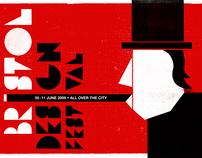 Bristol Design Festival Poster
