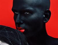 The black widow // La viuda negra