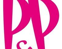 P y P Magenta - Logo empresarial