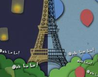 Salut de Paris!