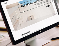 SDS Architecture Website