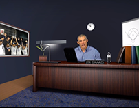The Manager's Office with Joe Girardi