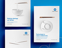 Konica Minolta Employer Branding key visual