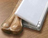 Nintendo DS Nintendogs ad.