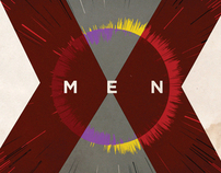 X-Men First Class // Pitch Series / Genome