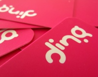 Ding - Business Card