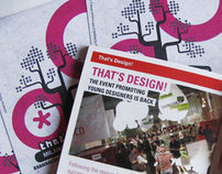 That's Design - The new creative generation '08 edition