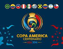 Copa América Centenario · Fixture