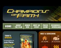 Champions of Faith Baseball Edition