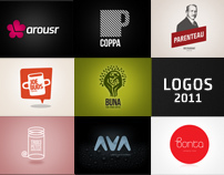 Logotypes Series 2011 - 8 Bis Agency