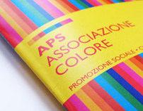 Associazione Colore - nuova brochure dei servizi