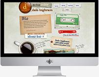 Dale's new site