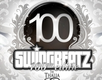 Swingbeatz 100th Edition @ Thalia Lounge, PromoVid