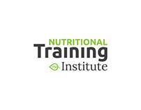 Nutritional Training Institute logo design