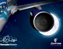 Egypt air - Ramadan