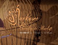 "11-10-11 Murkasec show, ""Perritos de Marte"""