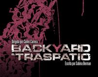Backyard graphic campaign