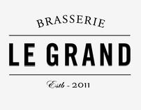 Brasserie – Le Grand