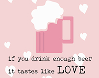 Love for Beer - By Tamtam