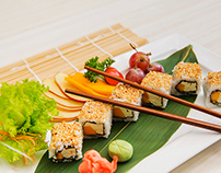 Food photography- MIZU restaurant at Ramada Colombo