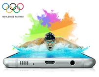 SAMSUNG Juegos Olímpicos Río 2016 Campaña Digital
