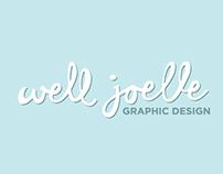 Well Joelle: Personal Branding