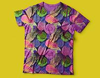 Technicolor Fruits Pattern