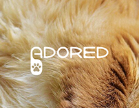 Adored - Webdesign/development, Logo design