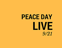 Peace Day LIVE 9/21