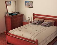 3D | Bedroom