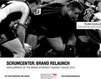 SCRUMCENTER (BRAND RELAUNCH)