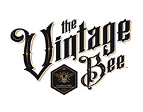 The Vintage Bee - Branding and Package Design