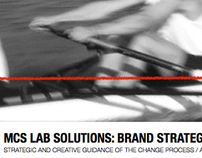 MCS LAP SOLUTIONS (BRAND STRATEGY WORKSHOP)