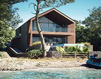 House in Croatia.