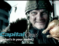 Capital One TV campaign
