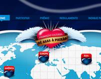 Air France - Dê asas a Paixão