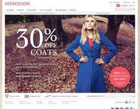 Monsoon.co.uk - Click & Collect