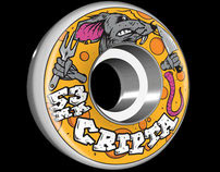 "Cripta Wheels ""MAD RAT"""