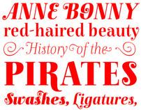 Anne Bonny – Volcano Type