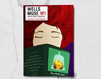 Cover art - Wells Muse - English Society Magazine
