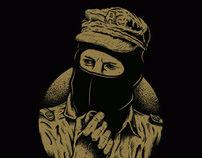 "Anonimo Skateboards ""El Simbolo"""