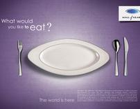 Mall of arabia - branding campaign
