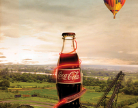 Coca Cola - enjoy life