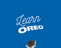 Oreo AD Campaign: It's A Small Black World